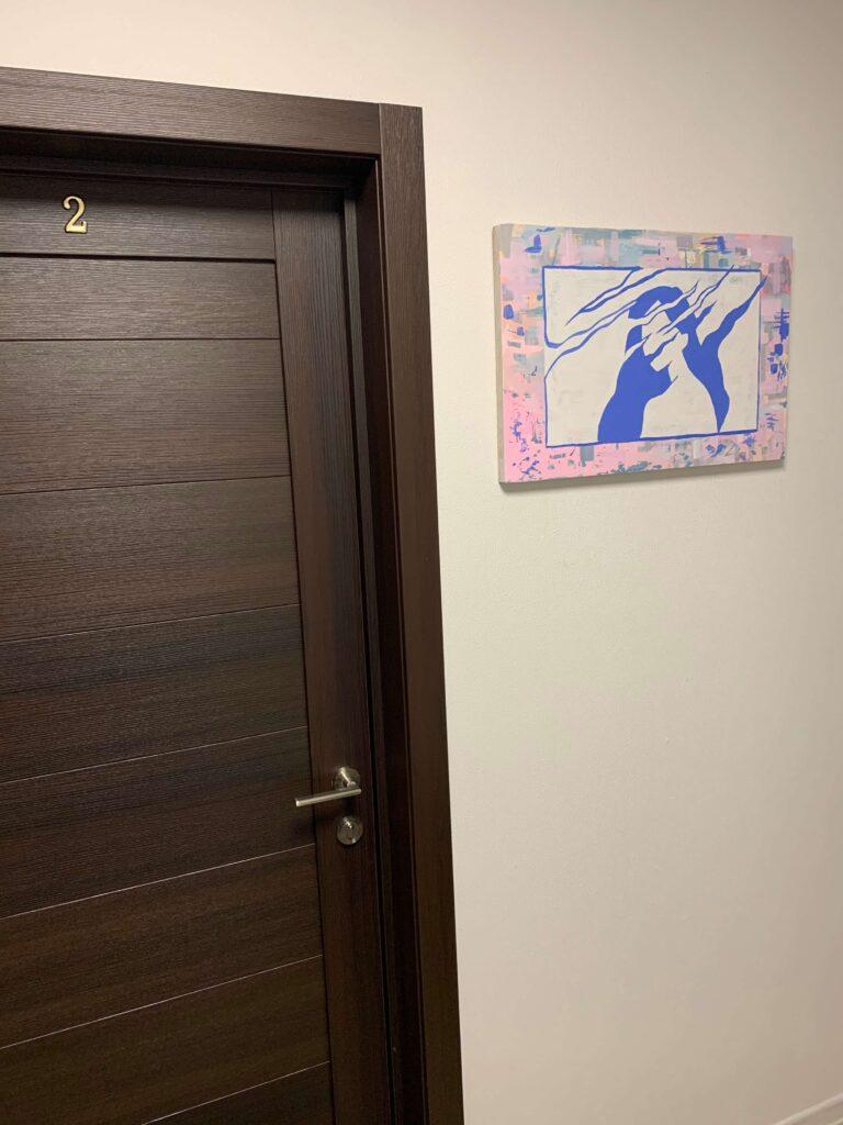 гостевой дом DOM8 Осиповичи, картины